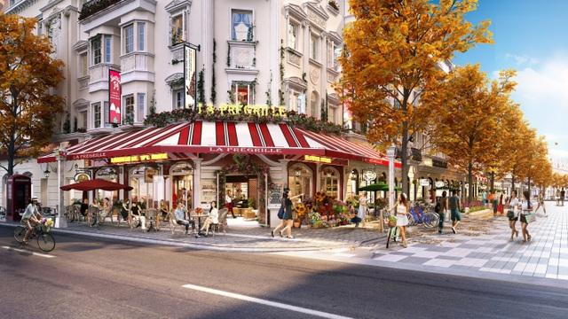 Có một Vienna tráng lệ trong lòng thành phố kỳ quan Hạ Long - Ảnh 1.