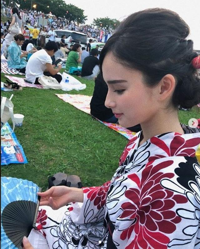 Những thiếu nữ châu Á khiến người ta sững sờ khi nhìn nghiêng - Ảnh 13.