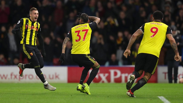 Watford 1-2 Chelsea: Đêm diễn của Hazard - Ảnh 7.