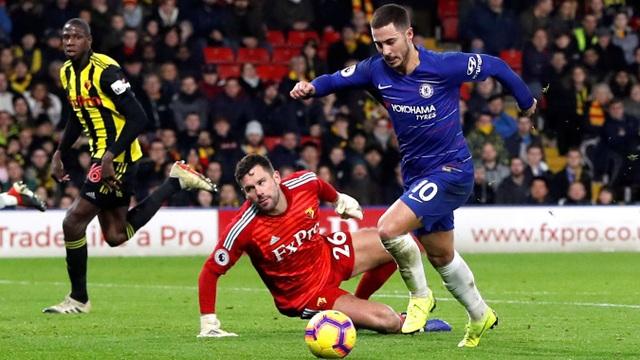 Watford 1-2 Chelsea: Đêm diễn của Hazard - Ảnh 4.