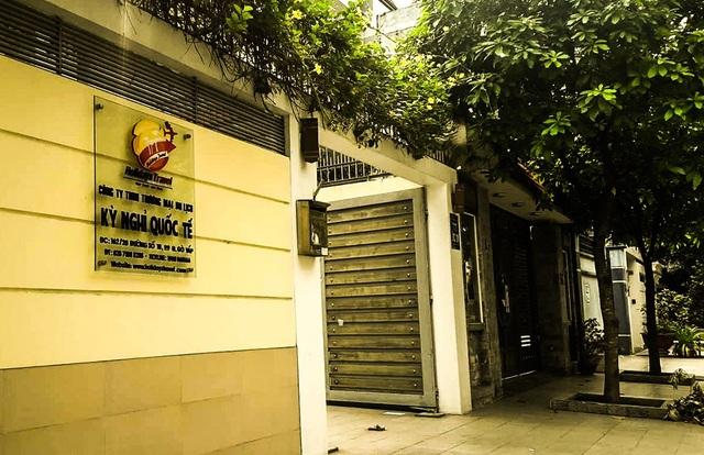 Công ty TNHH Thương mại Du lịch Kỳ nghỉ Quốc tế (trụ sở chính tại Quận Gò Vấp)
