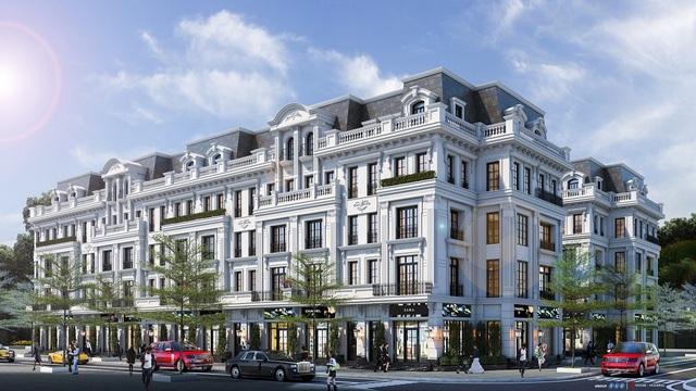Tập đoàn FLC sắp ra mắt khu đô thị phong cách Pháp tại phía Tây Hà Nội - Ảnh 2.