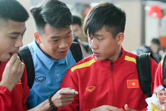Đội tuyển Việt Nam lên đường sang Qatar, chuẩn bị cho Asian Cup 2019 - Ảnh 1.