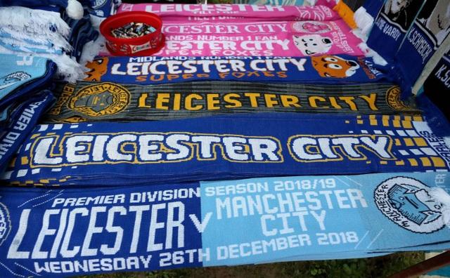 Những khoảnh khắc sụp đổ của Man City trên sân Leicester - Ảnh 1.