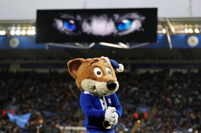 Những khoảnh khắc sụp đổ của Man City trên sân Leicester - Ảnh 5.