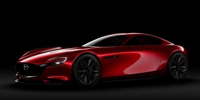 Mazda lại lỗi hẹn với động cơ xoay - Ảnh 1.