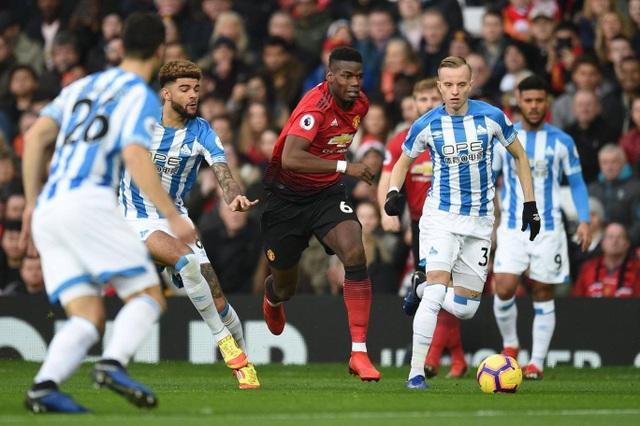Nhìn lại chiến thắng ấn tượng của Man Utd trước Huddersfield - Ảnh 8.