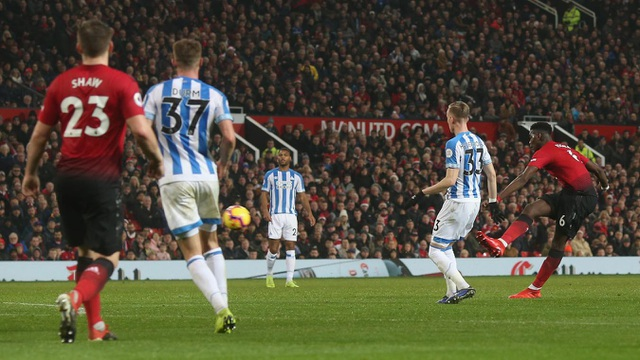 Nhìn lại chiến thắng ấn tượng của Man Utd trước Huddersfield - Ảnh 15.