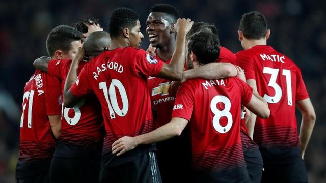 Nhìn lại chiến thắng ấn tượng của Man Utd trước Huddersfield - Ảnh 16.