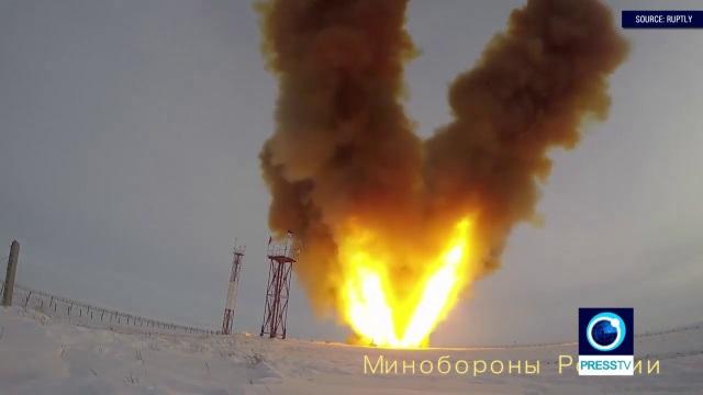 Tổng thống Putin: Nga sẵn sàng triển khai tên lửa hạt nhân siêu thanh mới - Ảnh 2.