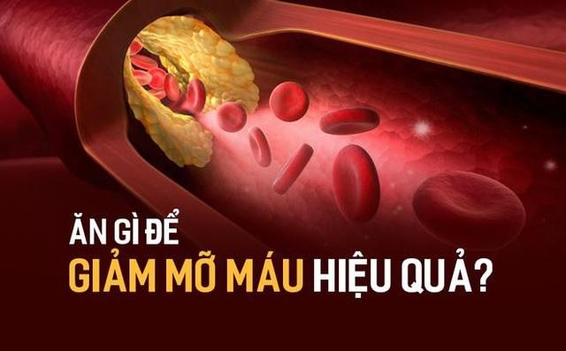 """Mỡ máu, mỡ gan ăn thế nào để """"tiêu"""" mỡ nhanh? - Ảnh 1."""