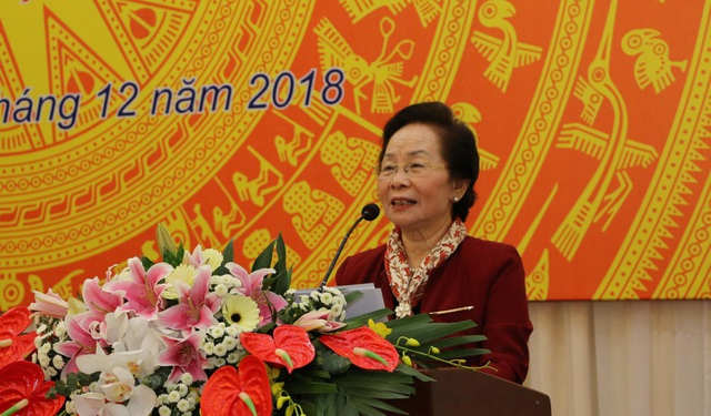 Thứ trưởng Nguyễn Hữu Độ làm Phó Chủ tịch Hội Khuyến học Việt Nam - Ảnh 1.
