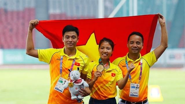 Vượt qua Quang Hải, Thu Thảo giành danh hiệu VĐV xuất sắc toàn quốc 2018 - Ảnh 1.