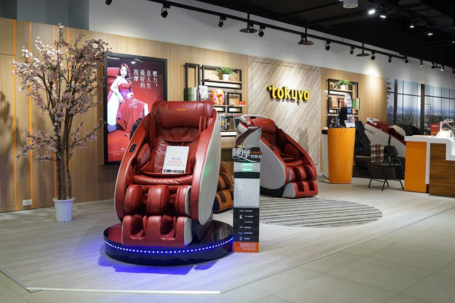 5 thương hiệu ghế massage toàn thân uy tín tại Việt Nam - Ảnh 2.