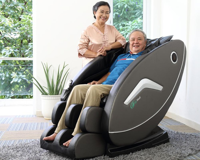 5 thương hiệu ghế massage toàn thân uy tín tại Việt Nam - Ảnh 1.