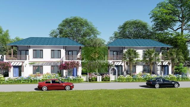 Green Oasis Villas - Không chỉ là nghỉ dưỡng mà còn là ngôi nhà trong mơ - Ảnh 3.