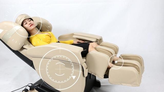5 thương hiệu ghế massage toàn thân uy tín tại Việt Nam - Ảnh 4.