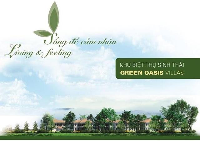 Green Oasis Villas - Không chỉ là nghỉ dưỡng mà còn là ngôi nhà trong mơ - Ảnh 5.