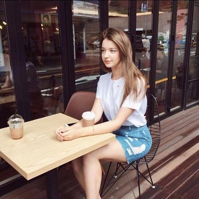 3 cô gái Đông Âu đẹp như tiên giáng thế khiến thanh niên châu Á mê mệt - Ảnh 5.