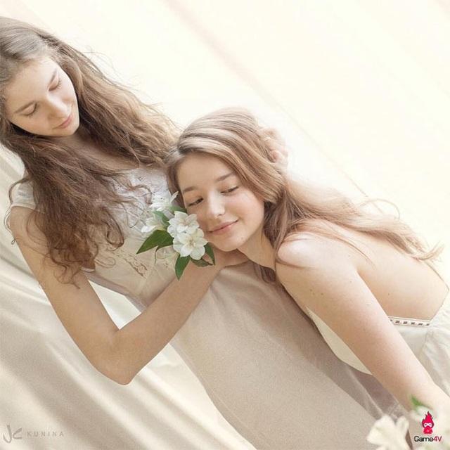 3 cô gái Đông Âu đẹp như tiên giáng thế khiến thanh niên châu Á mê mệt - Ảnh 6.