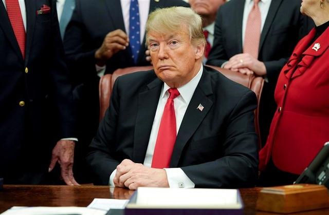 Người Mỹ đổ lỗi cho ông Trump khiến chính phủ đóng cửa - Ảnh 1.