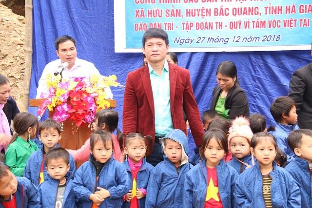 Náo nức niềm vui ngày khánh thành công trình cầu Dân trí thứ 15 tại Hà Giang - Ảnh 7.