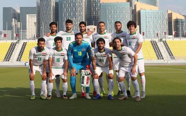 Đội tuyển Iraq liên tiếp chiến thắng trước trận gặp Việt Nam - Ảnh 1.
