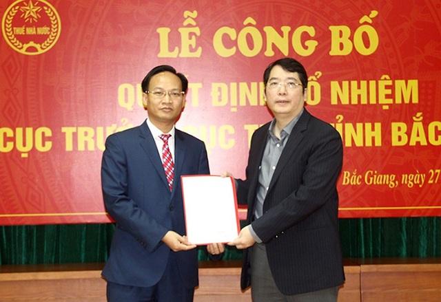 Bổ nhiệm nhiều nhân sự tại các vị trí chủ chốt tại Bắc Giang - Ảnh 1.