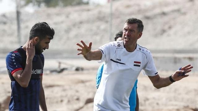 HLV Iraq: Đối đầu với đội tuyển Việt Nam còn khó hơn cả Iran - Ảnh 1.