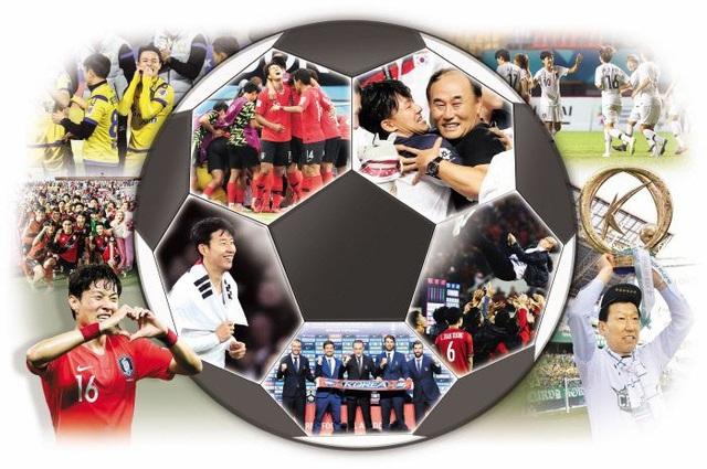 'Phép màu Park Hang Seo lọt top 10 sự kiện tiêu biểu của bóng đá Hàn Quốc 2018 - Ảnh 1.