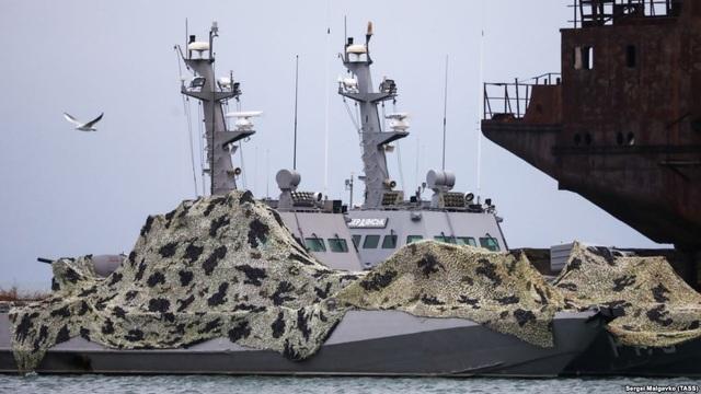 Nga thẳng thừng bác bỏ tuyên bố của Đức-Pháp về các thủy thủ Ukraine - Ảnh 1.
