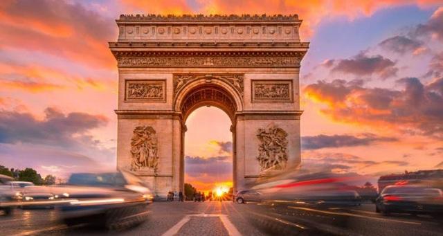 Những điều ít biết về Khải Hoàn Môn - niềm tự hào của Paris và nước Pháp - 1