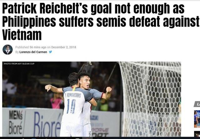 Tờ Tiebreaker Times cho rằng điểm yếu hàng phòng ngự của Philippines đã lộ ra