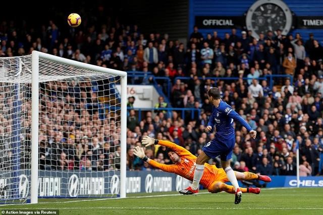 Chelsea 2-0 Fulham: Ngày về buồn bã của Ranieri - 3
