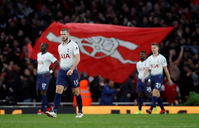 Các cầu thủ Tottenham để tuột điểm số quá nhanh, từ khát vọng chiến thắng tới trắng tay với họ diễn ra chưa đầy 2 phút