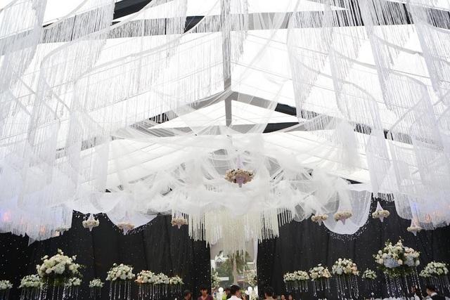 """Đám cưới """"khủng"""" ở Thái Nguyên: Trang trí hết 3 tỷ, mời Đan Trường đến hát - 4"""