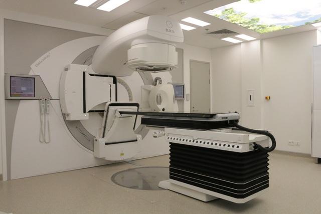 F.V đầu tư hơn 120 tỷ, nâng Trung tâm điều trị ung thư Hy vọng lên tầm Đông Nam Á - 2