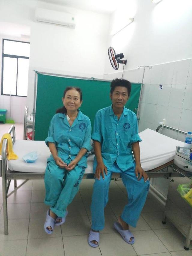 Sức khỏe của hai bệnh nhân được ghép thận đã ổn định