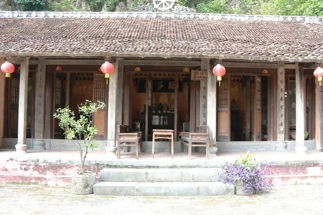 Trải qua hàng trăm năm, ngôi nhà vẫn trường tồn với thời gian.