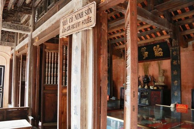 Ngôi nhà cổ trên 300 năm ở cố đô Hoa Lư - 17