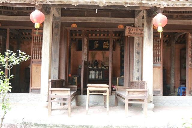 Ngôi nhà cổ trên 300 năm ở cố đô Hoa Lư - 4