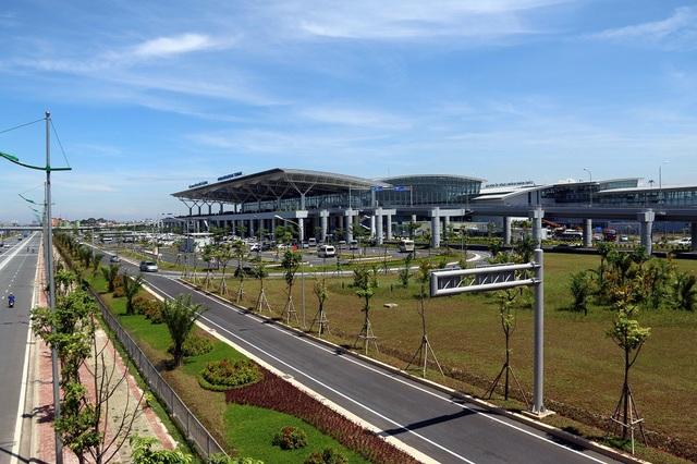 Nhà ga hành khách T2 được đưa vào khai thác chính thức từ ngày 25/12/2014.