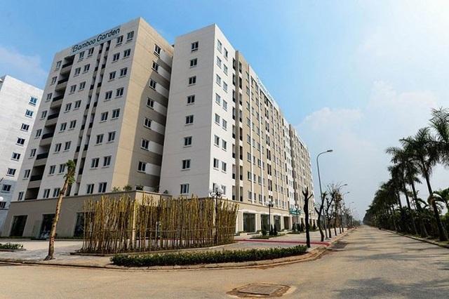 Nhiều dự án đã đủ điều kiện mua nhà nhưng chưa có người mua nhà do các dự án nằm tại các khu vực xa trung tâm. (Hình minh hoạ)