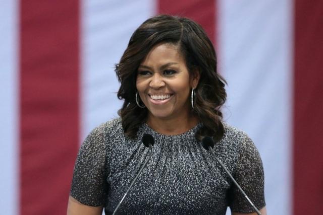 Cựu Đệ nhất Phu nhân Mỹ Michelle Obama (Ảnh: Flickr)
