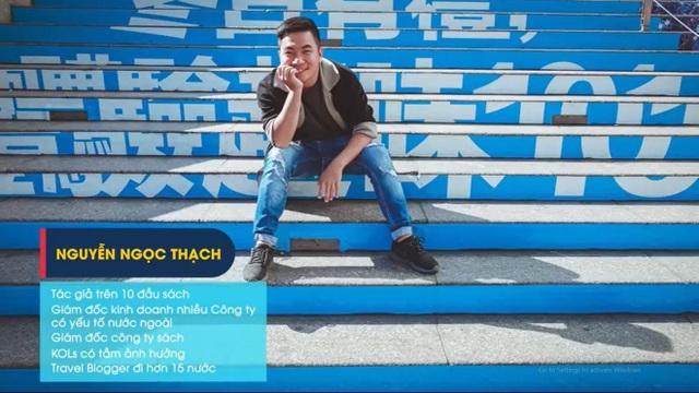 Nguyễn Ngọc Thạch từng từ bỏ chương trình học tiếng Anh truyền thống - 1