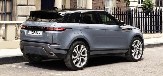 Range Rover Evoque thế hệ mới