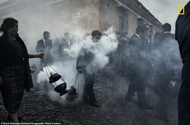 10 bức ảnh ấn tượng trong giải thưởng nhiếp ảnh National Geographic 2018 - 3