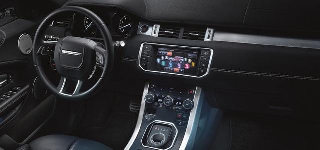 Nội thất Range Rover Evoque thế hệ cũ
