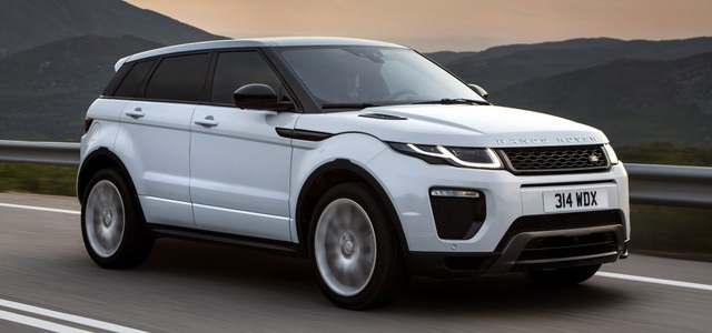 Range Rover Evoque thế hệ cũ