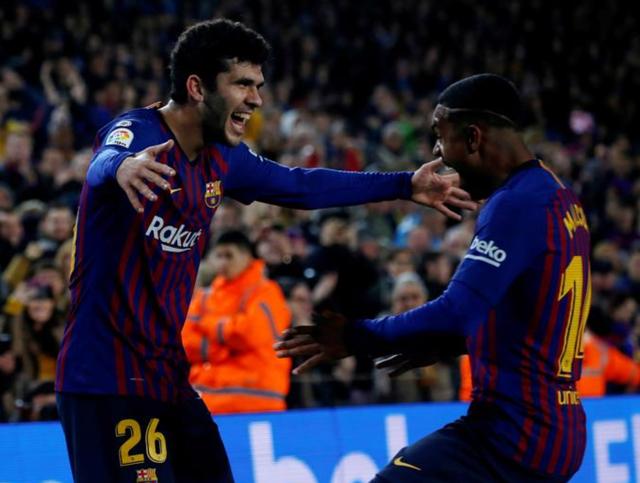 Barcelona đang dần lấy lại sự ổn định tại La Liga